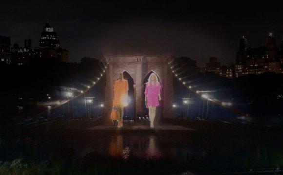 4D Spring show by Ralph Lauren