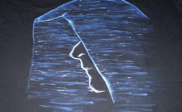 Palpatine Hologram t-shirt