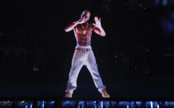 Tupac Shakur still has it