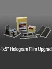 4x5 Hologram Kit