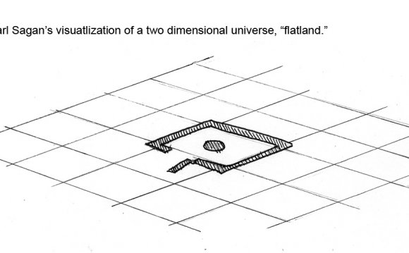 Two-Dimensional Universe