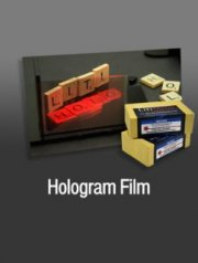 Instant Hologram Film