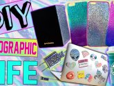 DIY holographic