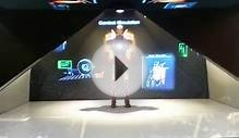 Iron Man 3 Hologram Hot Toys