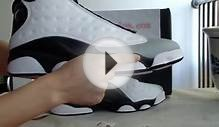 Real Jordan 13 X Retro Baron/Hologram Review from